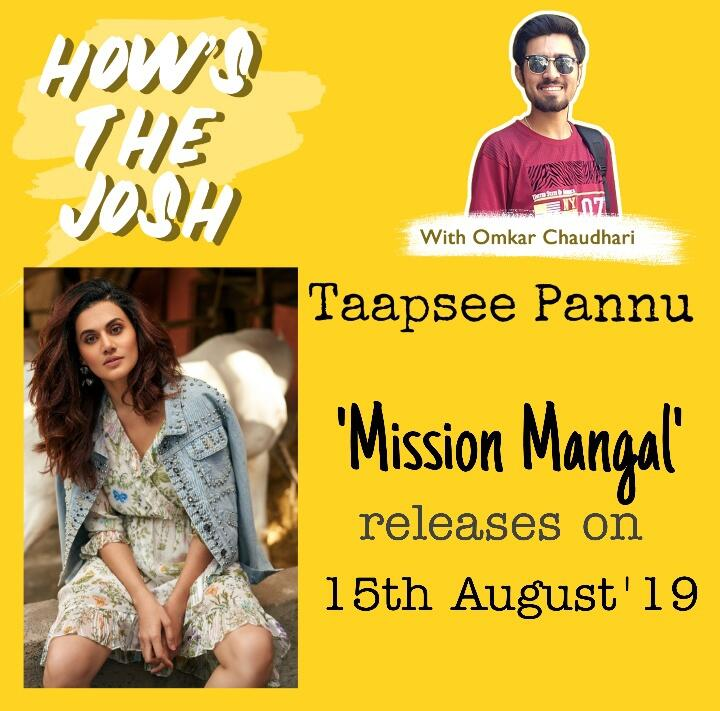 21: Taapsee Pannu