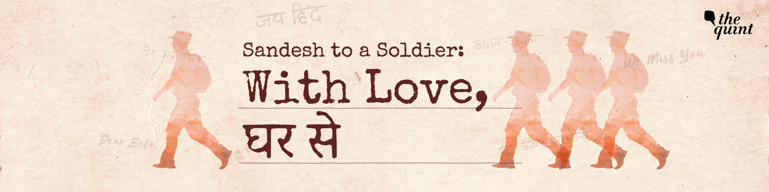 Sandesh To A Soldier