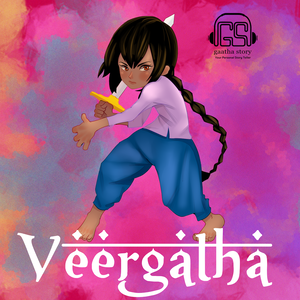 Logo of Veergatha Podcast by gaatha story