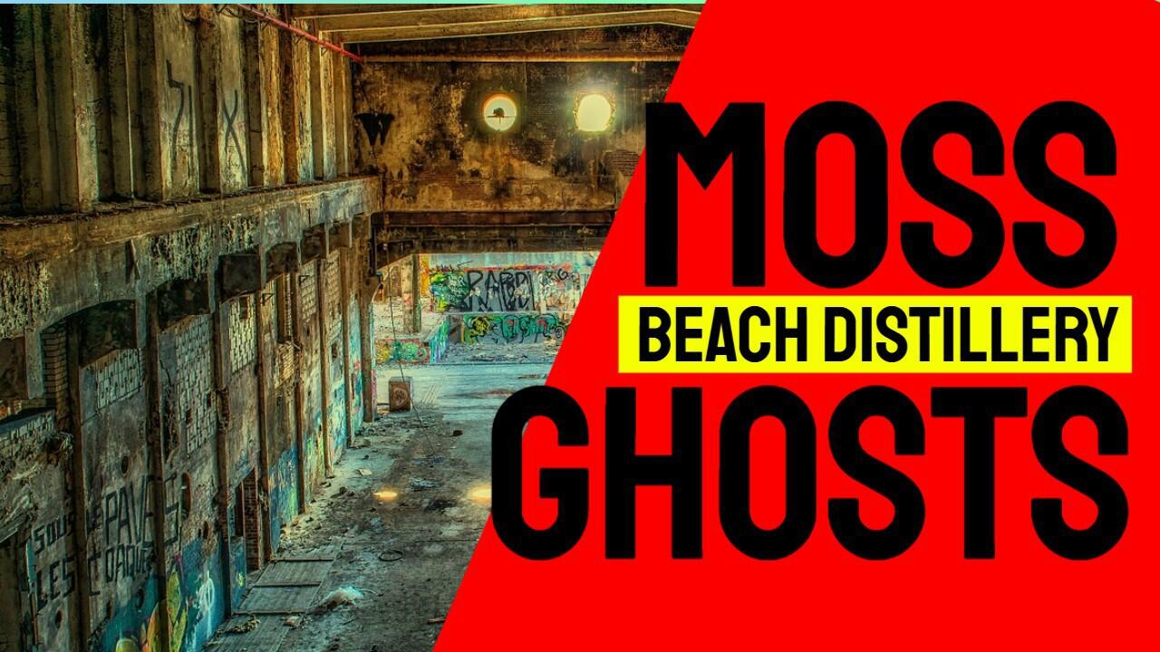 Haunted Moss Beach Distillery | Loyd Auerbach Interview