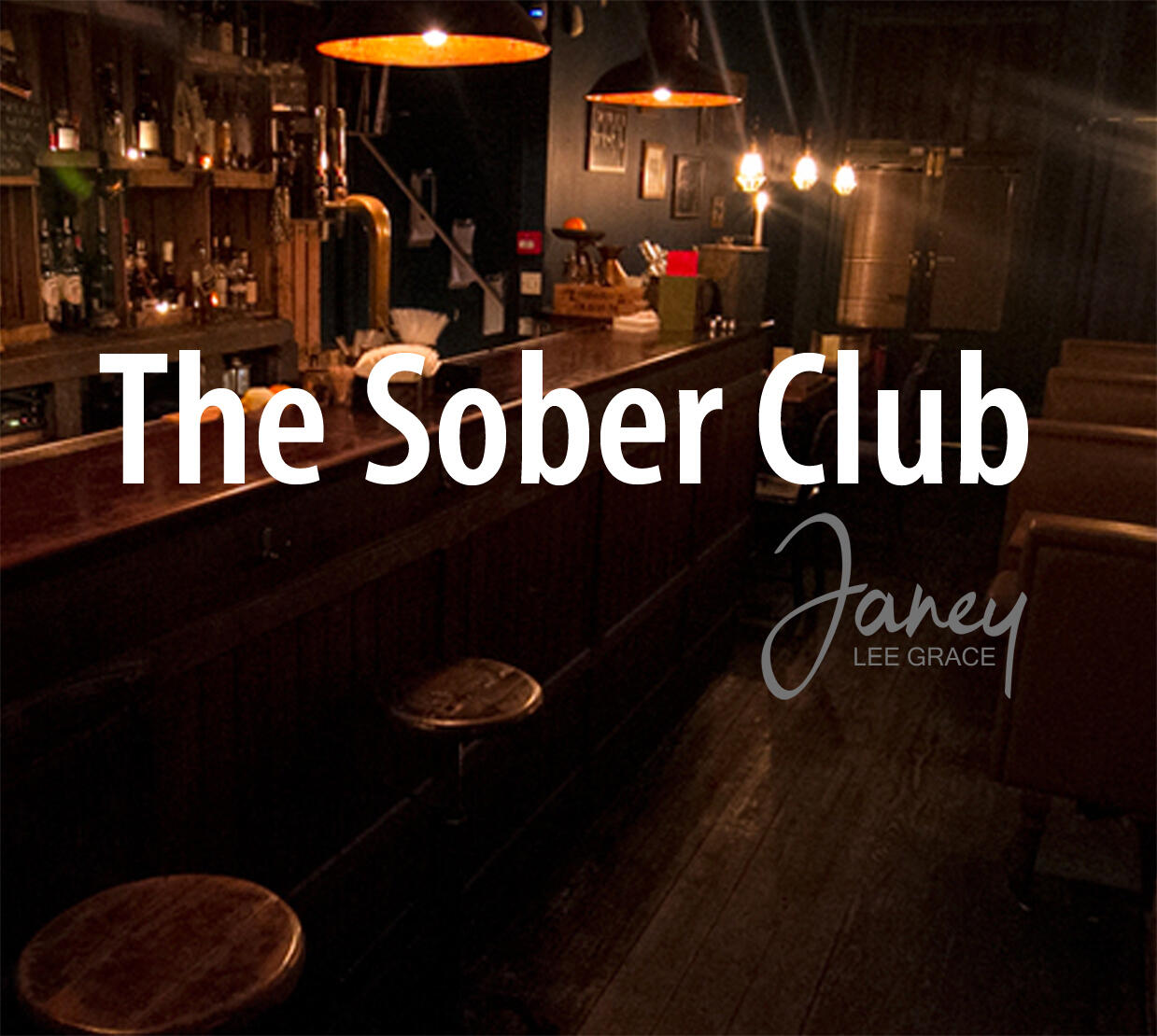 38: Janey talks about mindset and launches The Sober Club