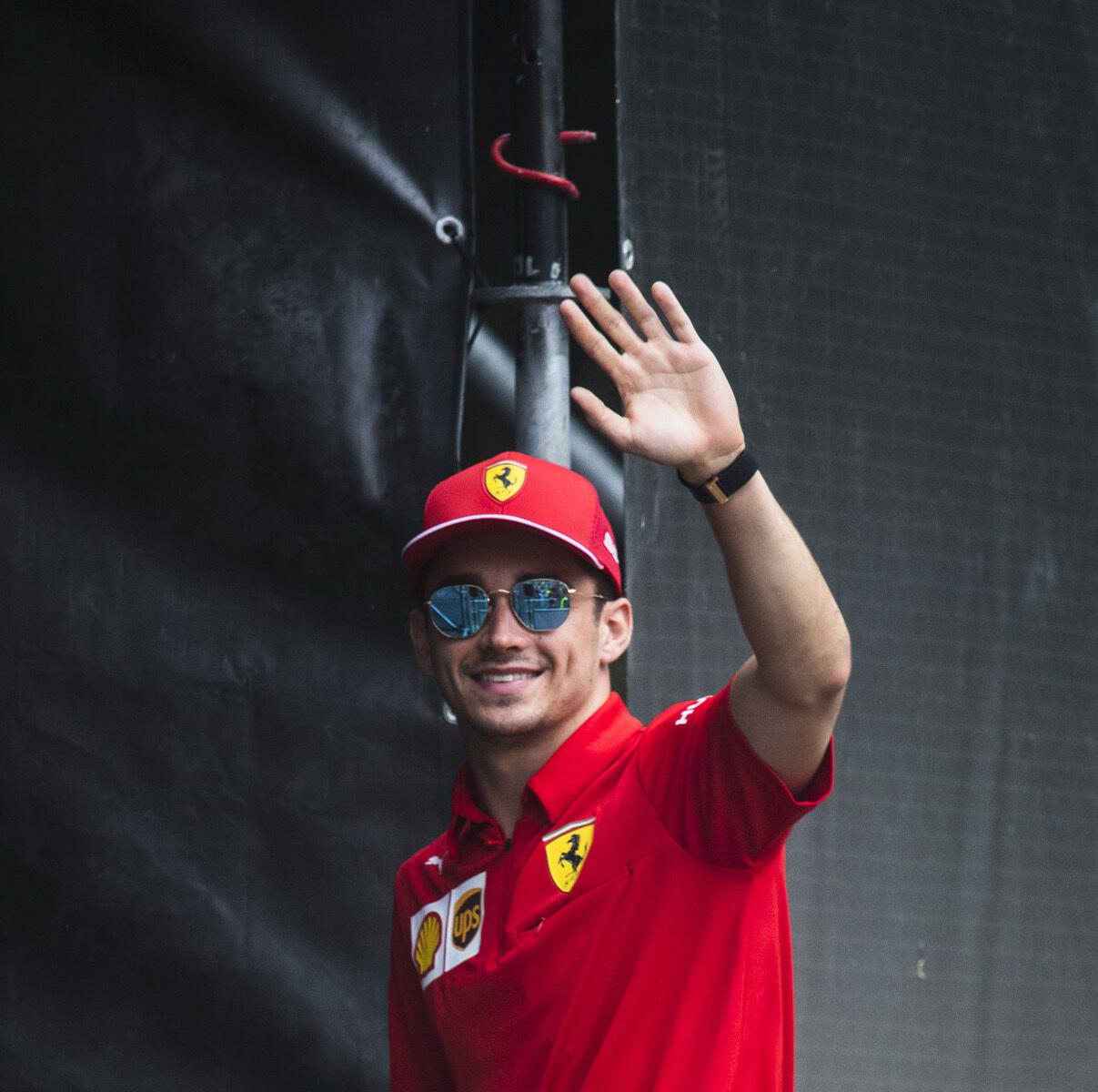 34: Will Leclerc Be Rosberg's Next Target?
