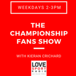 Championship Fans Show on Love Sport