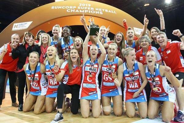 116: Netball Show Suncorp Final Review & new Stars