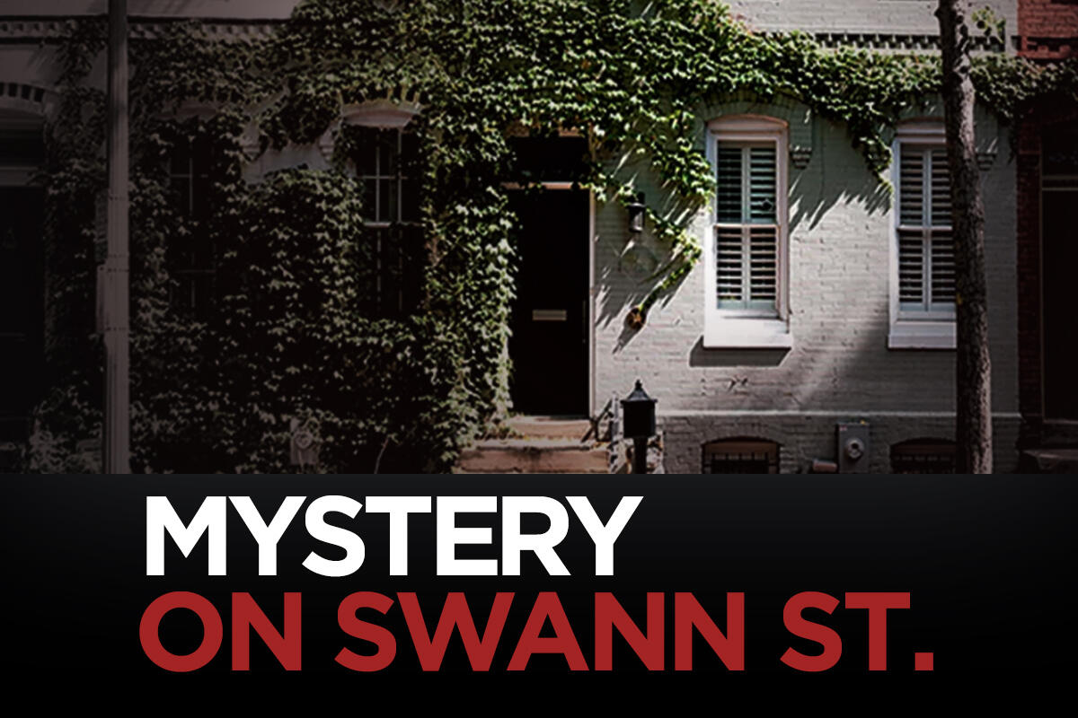 Missing Pieces: Mystery on Swann Street, Episode 7: The Judge's Decision