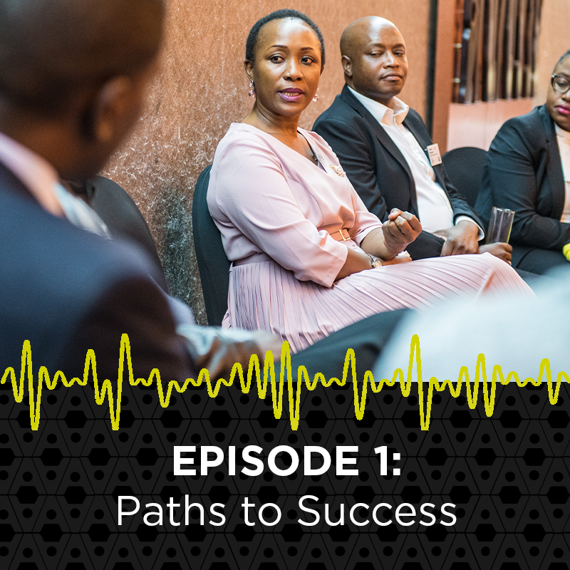 1: Paths to Success (part one)