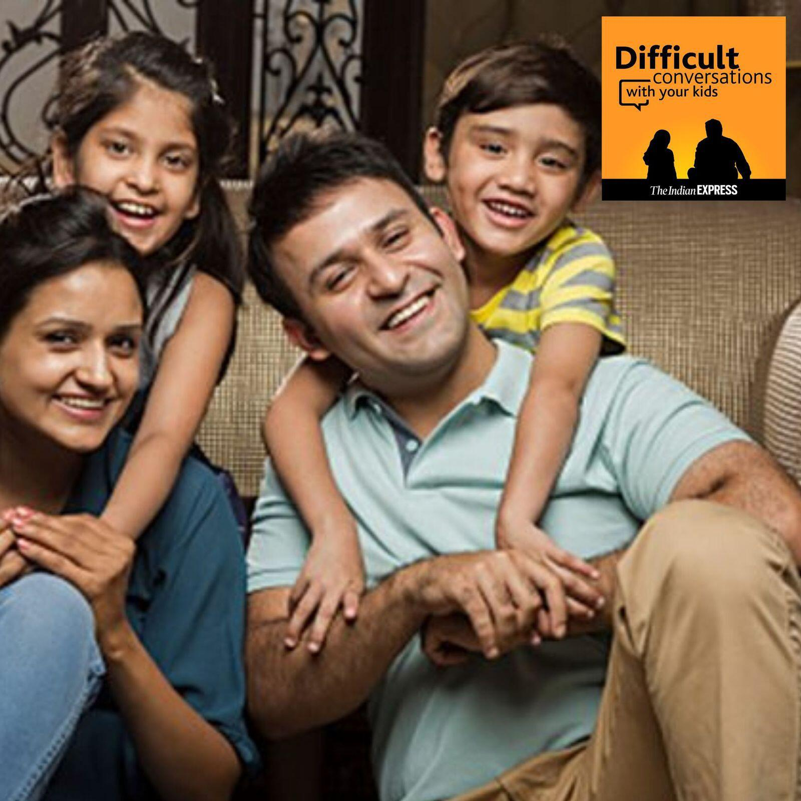 26: Parenting in the modern age, with Dr. Amit Sen