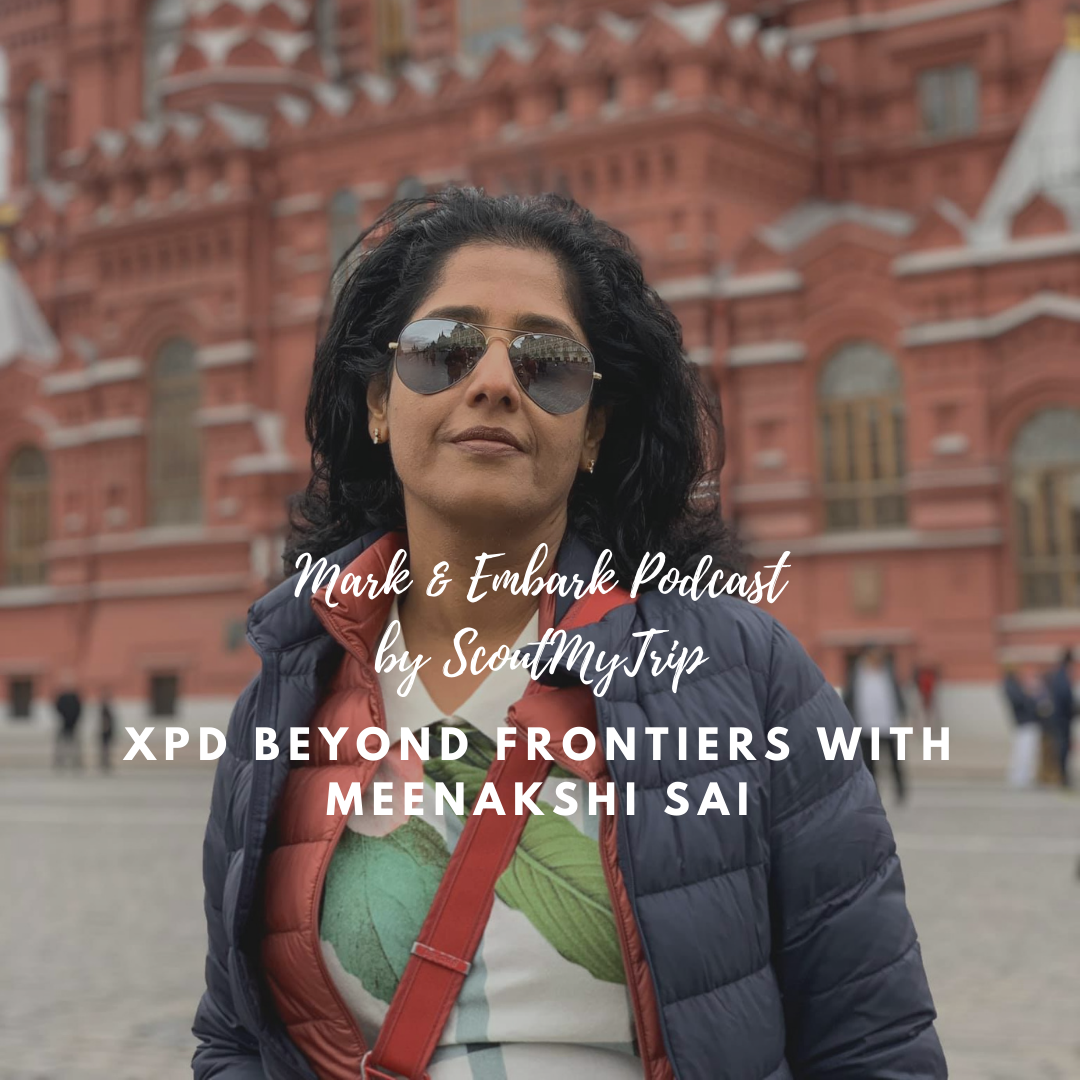 5: XPD Beyond Frontiers with Meenakshi Sai