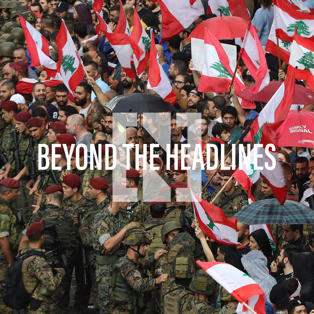 Politics, protests and partying in the streets of Lebanon