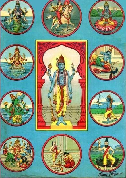 22: Dashavatara Stotram (Ten Avatars of Vishnu)
