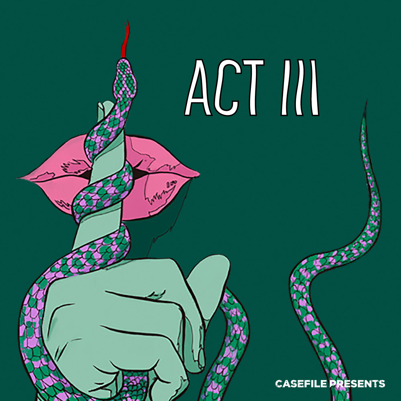 ACT III ~ THREE PATHS