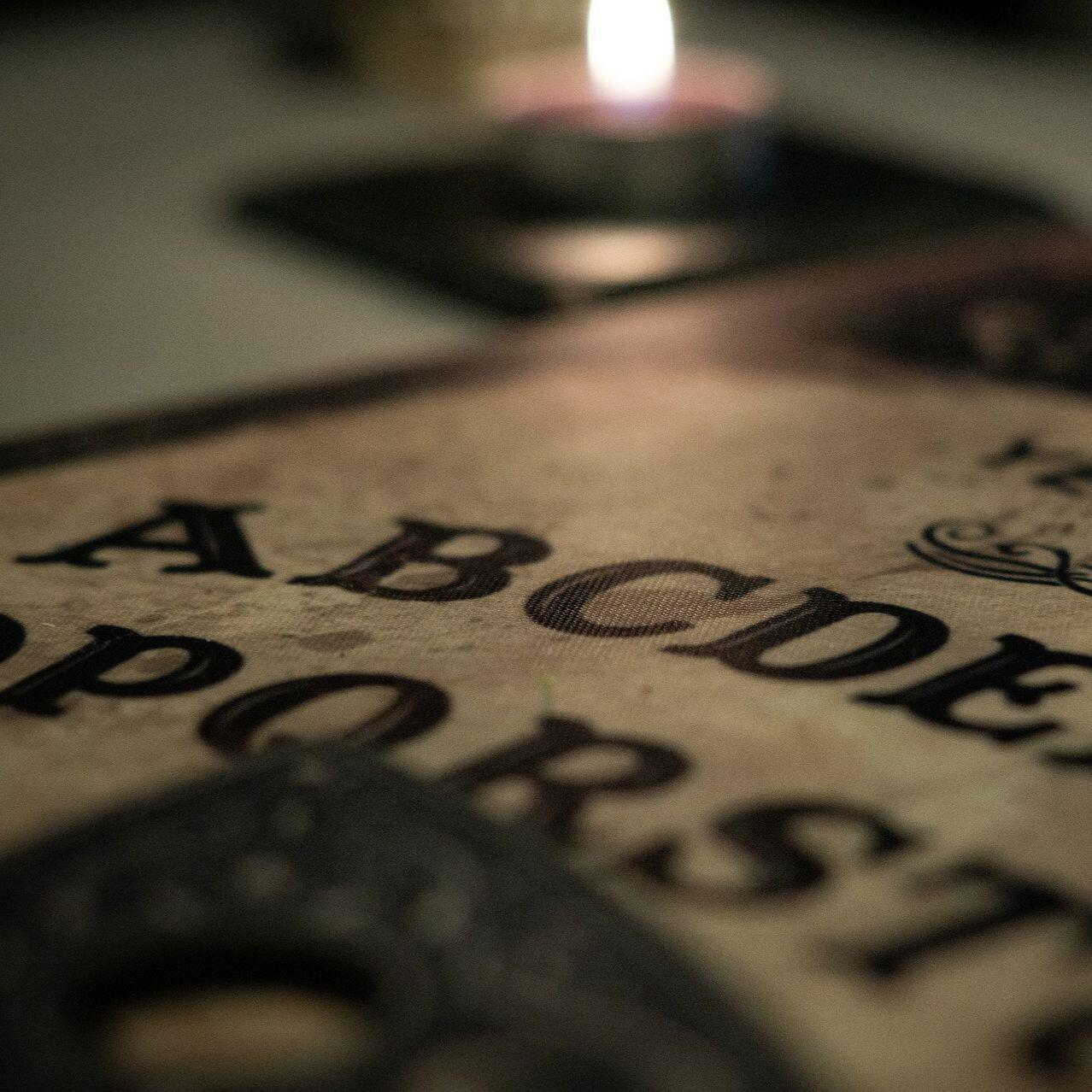491: Halloween Special: The Ouija Board (Something Different)