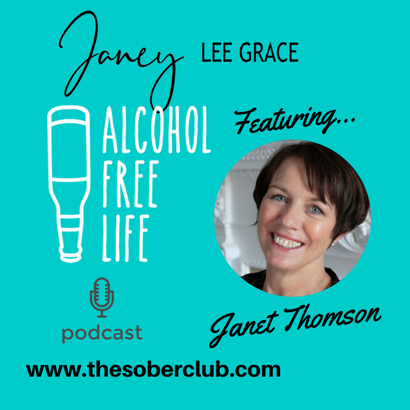 46: Janet Thomson on mindset and weight management