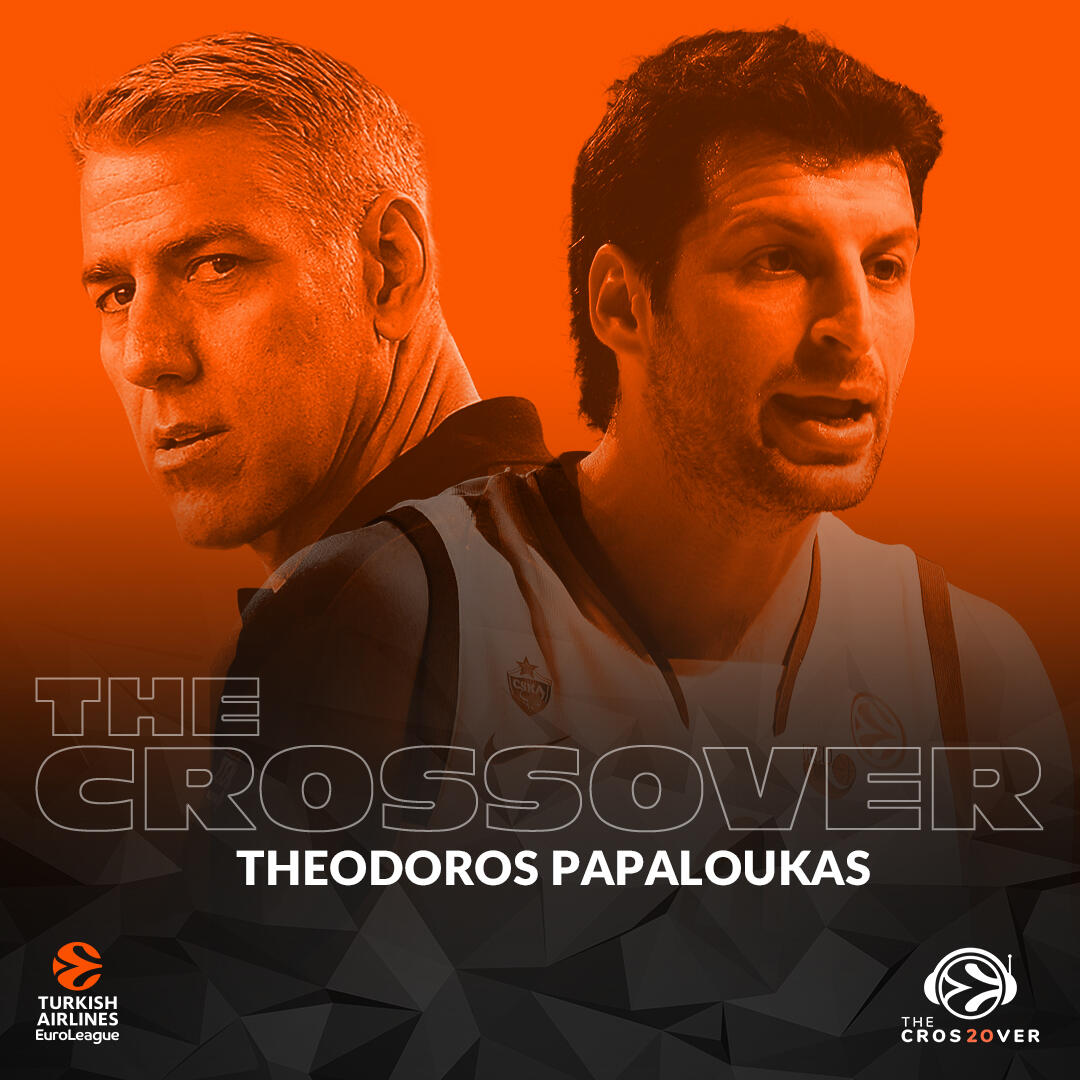 2: The Crossover (20th Anniversary edition): Theo Papaloukas