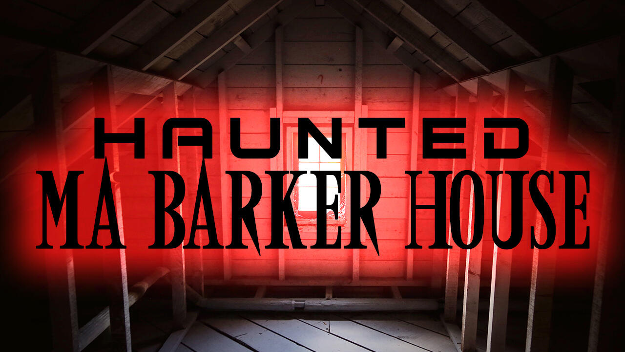 Haunted Ma Barker House