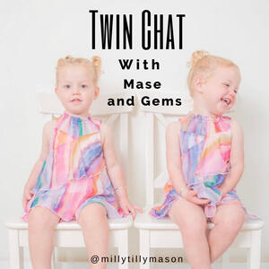 The Twin Chat Show with Mase and Gems