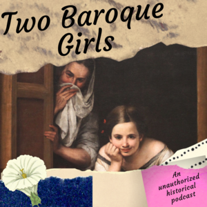 Two Baroque Girls