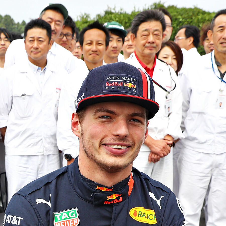 42: Verstappen's Comments Are Fun, Just Like His Racing