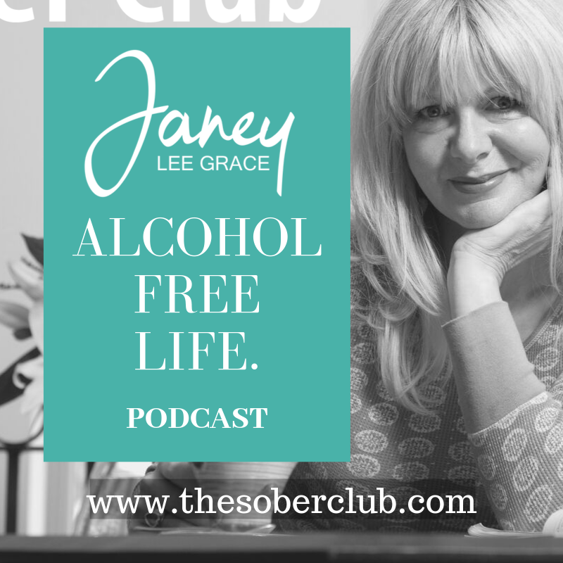 48: Bonus Episode: Janey talks motivation & The Sober Club opening up