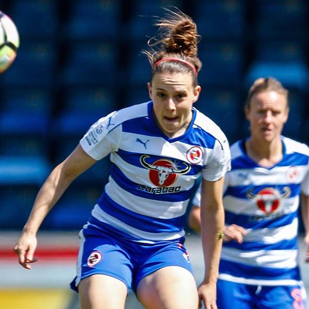 9: Reading FC Women and the FA WSL 2 title - Lauren Bruton