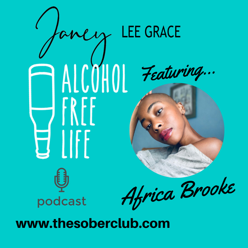 50: Janey interviews Africa Brooke