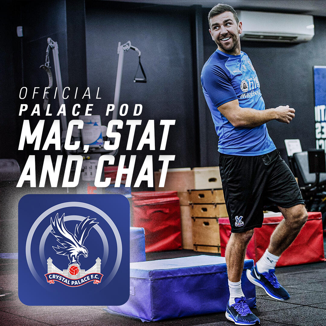 Pod 42 | Mac, Stat and Chat ... McArthur, Statman, Ambrose and Zaha