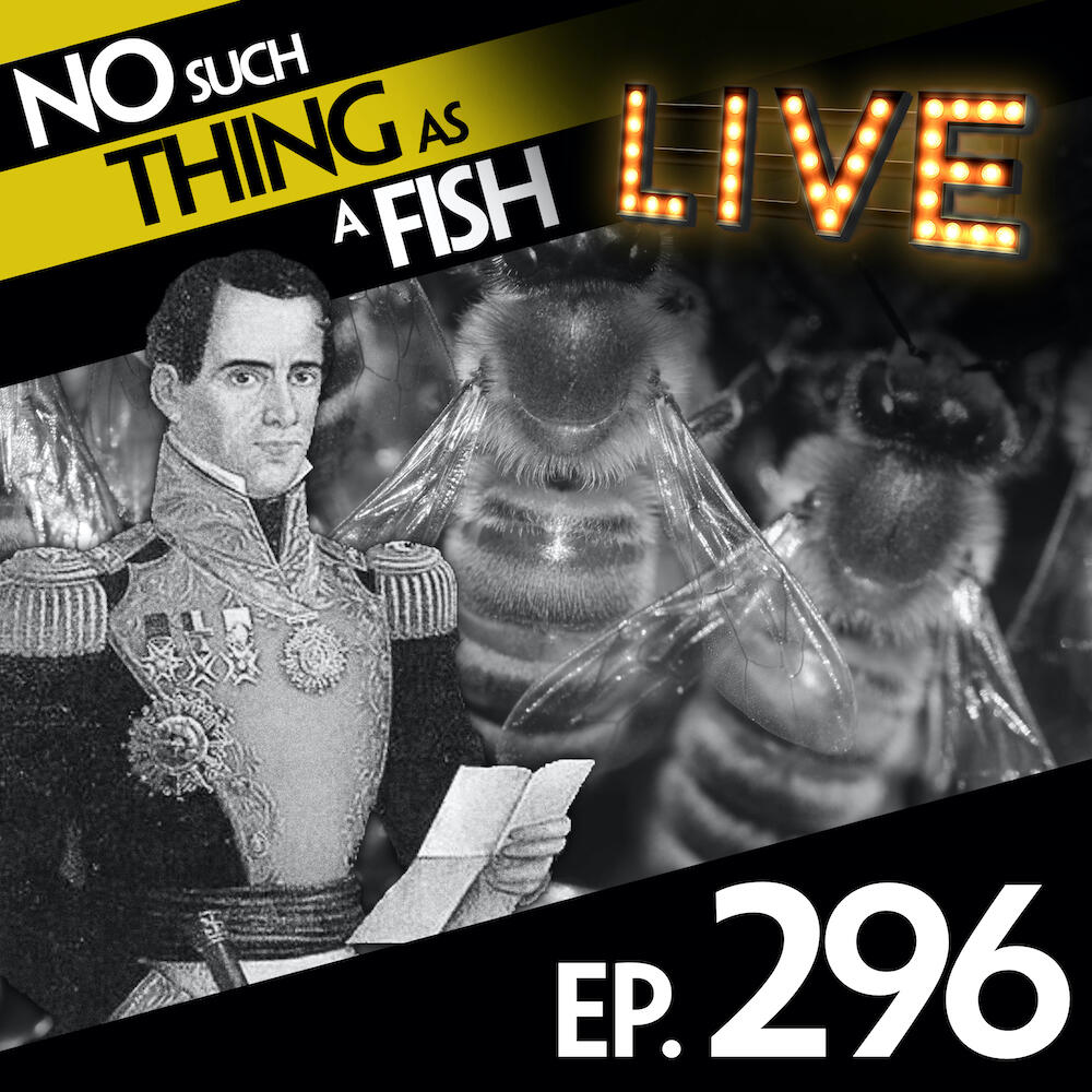 Episode 296: No Such Thing As A Glowing Ballet Dancer