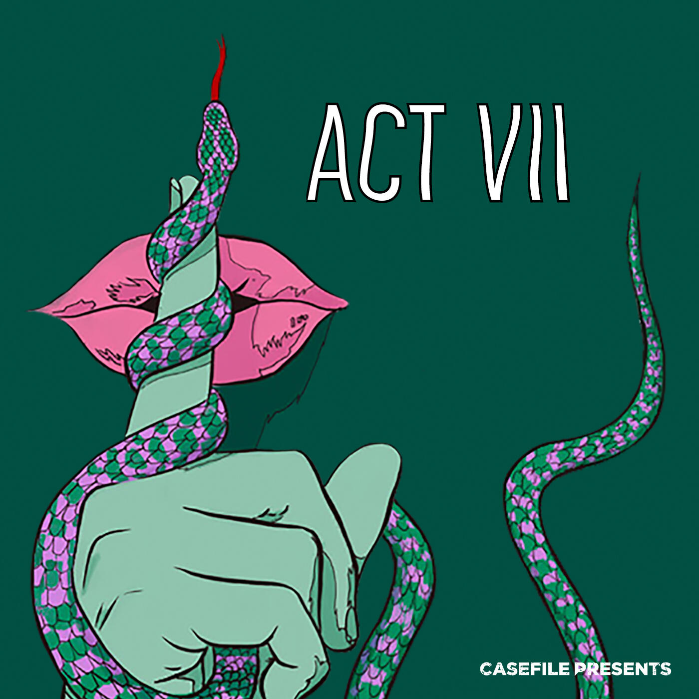 ACT VII ~ CHAINS IN CYCLES