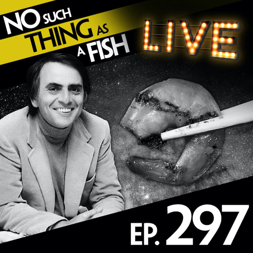 Episode 297: No Such Thing As A Shrimp Conga