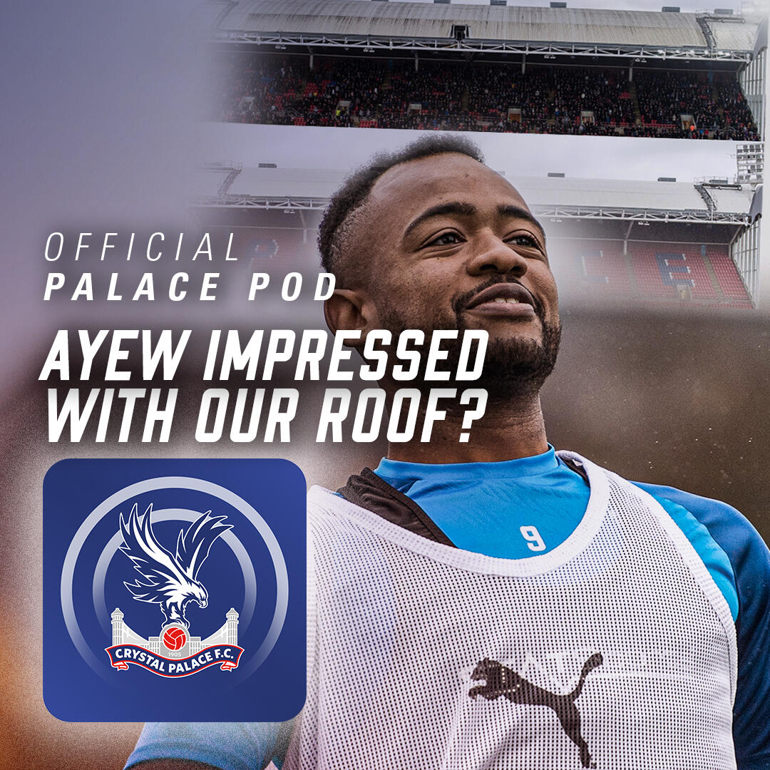 Pod 43 | Ayew impressed with our roof? ... Ayew, Nyland, Statman and Hodgson
