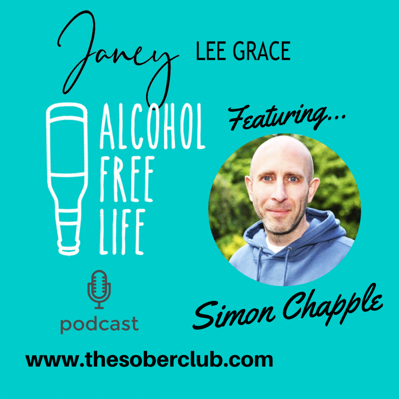 51: Janey and author Simon Chapple