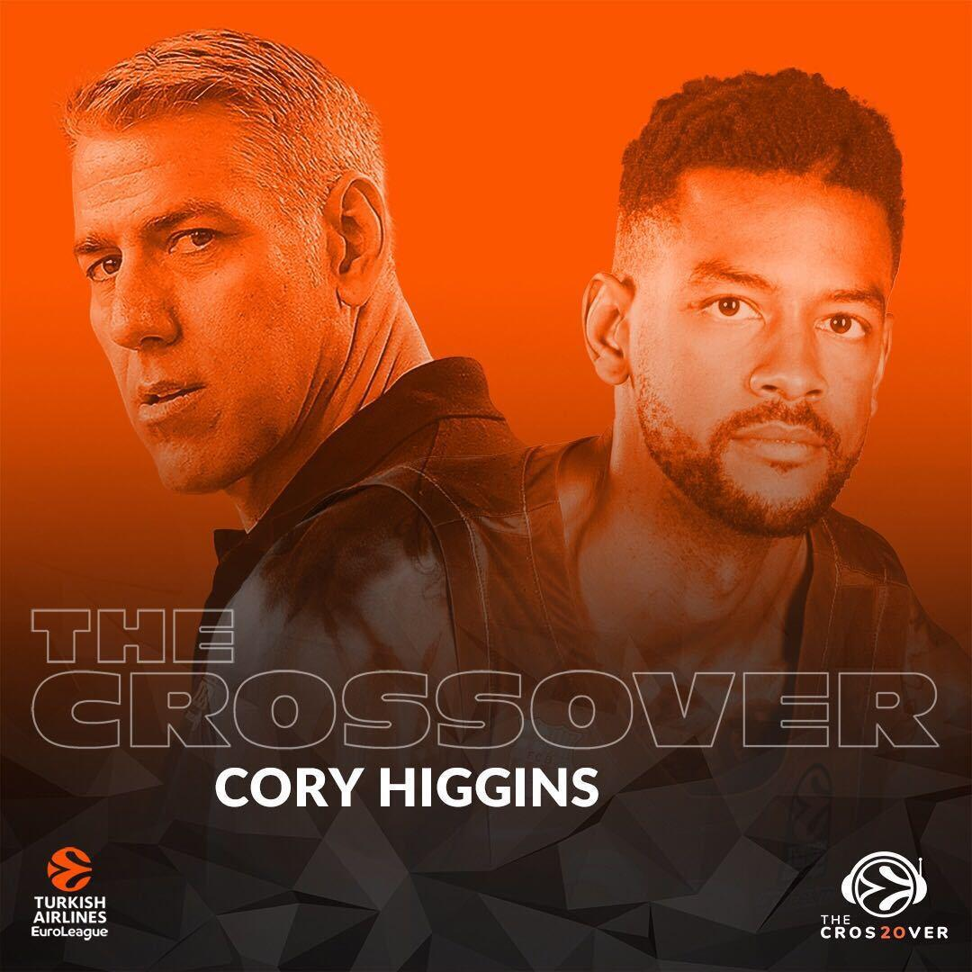 5: The Crossover (20th Anniversary edition): Cory Higgins