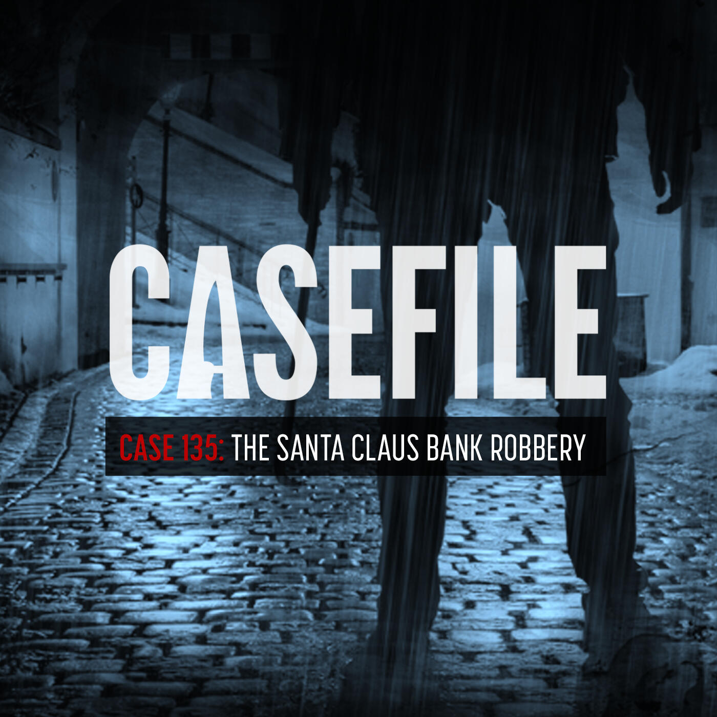 Case 135: The Santa Claus Bank Robbery