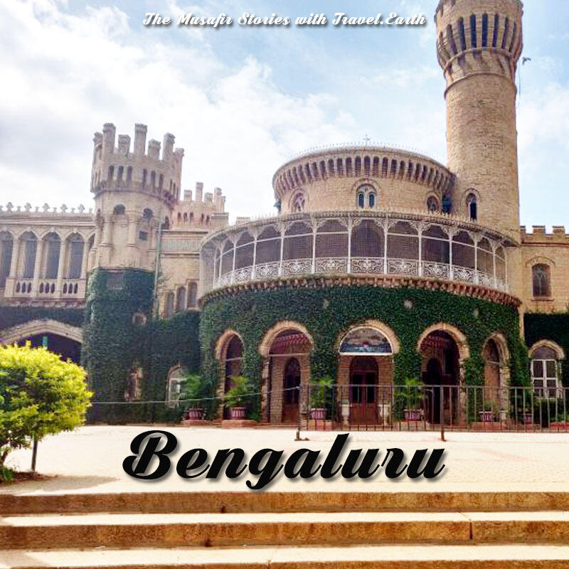 73: A speed date with Bengaluru ft Travel.Earth