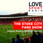 Stoke City Fans Show on Love Sport