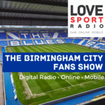 Birmingham City Fans Show on Love Sport