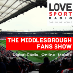 Middlesbrough Fans Show on Love Sport