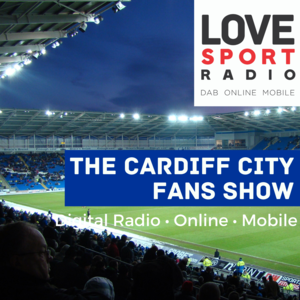Cardiff City Fans Show on Love Sport