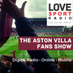 Aston Villa Fans Show on Love Sport