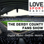 Derby County Fans Show on Love Sport