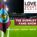 Burnley Fans Show on Love Sport