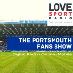 Portsmouth Fans Show on Love Sport