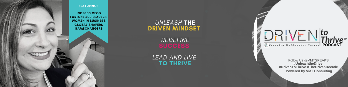 Driven to Thrive