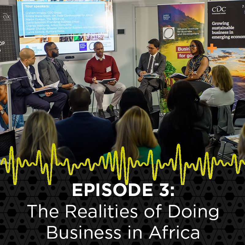 3: The Realities of Doing Business in Africa