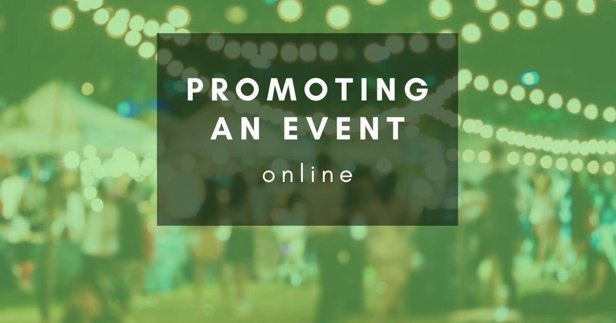 1: 98 - Where to promote events online