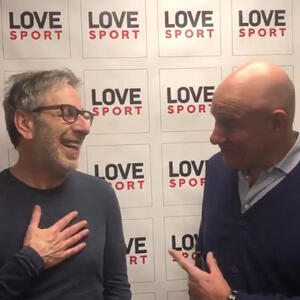 Ian Stone & Paddy Barclay on Love Sport