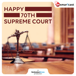 Happy 70th Supreme Court