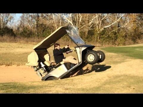 53: Golf Cart Etiquette and Other Stuff You Need To Know