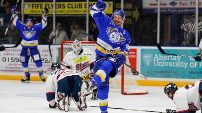 25: Fife End Streak , Manchester Chasing Playoffs, Streatham's Big Weekend, and a Busy Spring for the NIHL.