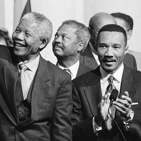 312: From Music to Madiba: A History of U.S. Relations with South Africa